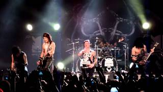 Black Veil Brides - In The End [HD] live