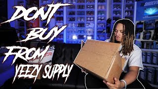 DON'T BUY FROM YEEZY SUPPLY PT.2 !!! THE BEST YEEZY OF 2018 !!!