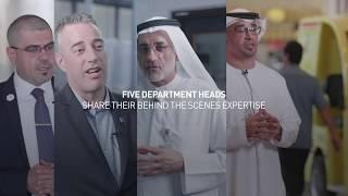 24/7, 365 Days a Year: Dubai World Trade Centre