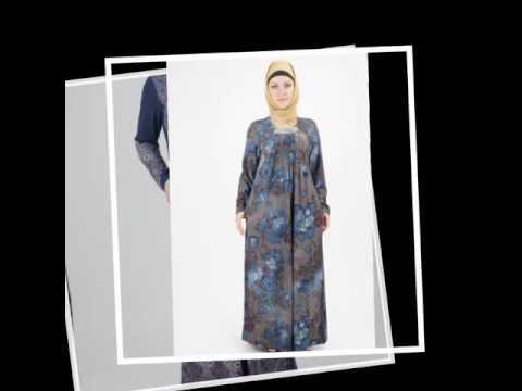 Новые модели: Хиджабы 2017