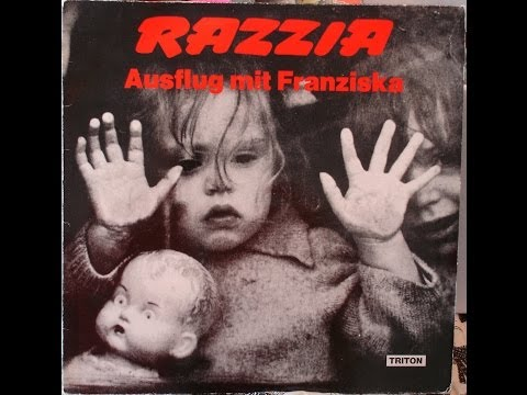 RAZZIA - Ausflug mit Franziska  (w/ Lyrics) Complete German Punk