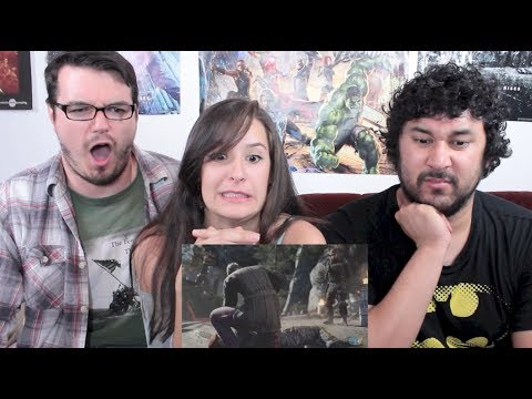 FAR CRY 4 OFFICIAL TRAILER REACTION!!!