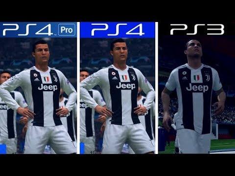 FIFA 19 | PS4 Pro VS PS3 | Graphics Comparison - YouTube |Ps4 Graphics Vs Ps3 Fifa 14