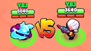 SQUEAK VS BELLE! Brawl Stars