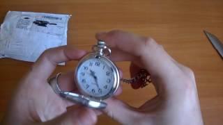 Stainless Steel Bracelet и Карманные часы