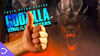 BEST News Yet For Godzilla: King of the Monsters! + Godzilla: Planet Eater ANIME NEWS