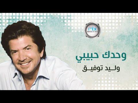 Walid Toufic -  Wahdak Habibi وليد توفيق  - وحدك حبيبي
