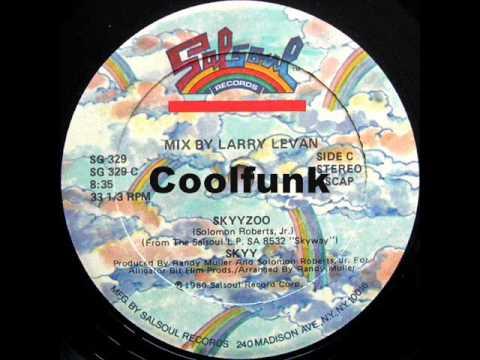 "Skyy - Skyyzoo (12"" Original Mix Funk 1980)"
