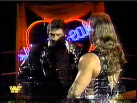 Ted Dibiase And Vince. Talking About The Undertaker