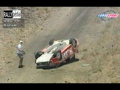 rallye crash wrc 1999 youtube. Black Bedroom Furniture Sets. Home Design Ideas