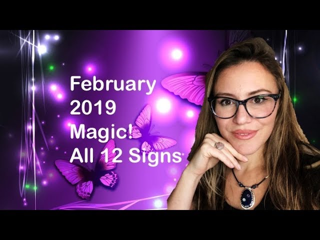 The BEST Month This YEAR! MAGIC HAPPENS in February! SPECIFIC Weekly Predictions for All 12 SIGNS!