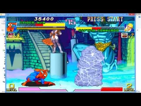 Como fazer download e jogar Marvel Versus Capcom Clash of Super Heroes from YouTube · Duration:  6 minutes 17 seconds