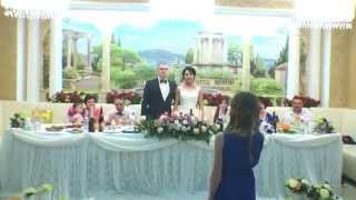 студия Елена - подарок на свадьбу от младшей сестры