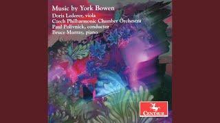 Viola Concerto in C Minor, Op. 25: I. Allegro assai