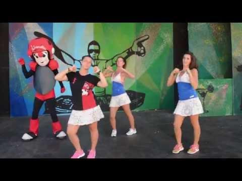 Bluserena | Serenino Dance  - Serenella Paraparapà  - Tutorial Baby Dance - Sibari Green Village
