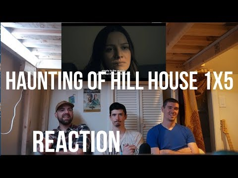 Haunting of Hill House 1x5 REACTION