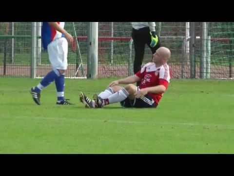 SC Poppenbüttel - Eintracht Lokstedt (Bezirksliga Nord) - Spielszenen   ELBKICK.TV