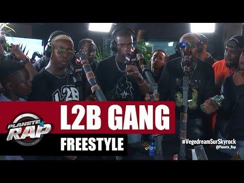 L2B Gang - Freestyle #PlanèteRap