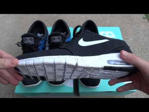 Nike SB Janoski Max Photo Blue And Suede Review & On Feet