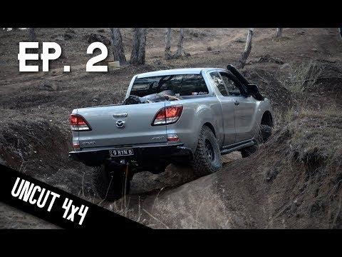 Mazda BT50 Off Road   Uncut 4x4 Ep. 2
