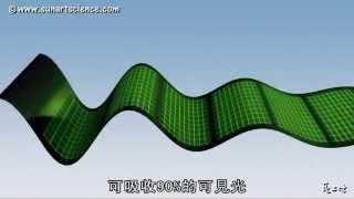 2-3 從從 唐從聖配音 單晶矽、多晶矽、薄膜式和非晶矽太陽能板