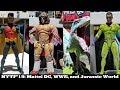 Toy Fair '19: Mattel DC Multiverse, WWE, and Jurassic World