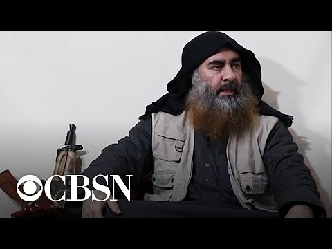 How U.S. army officials coordinated the operation to kill ISIS leader al-Baghdadi