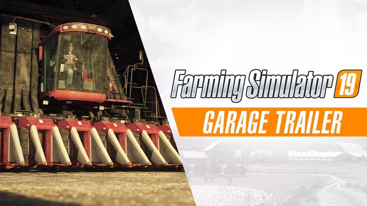 Farming Simulator 19 - Main Features Information | nitrado net