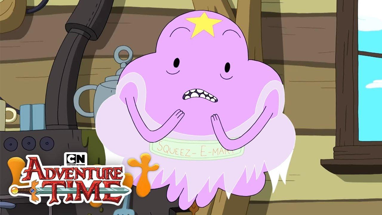 Adventure Time | Best Lumpy Space Princess Freak Out Moments | Cartoon  Network