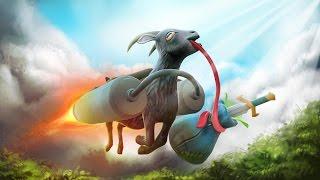 Симулятор КОЗЛА PS4 #20 ПОПРОБУЙ НЕ ЗАТАНЦУЙ ЧЕЛЛЕНДЖ CHALLENGE NOT TO SING #GoatSimulator