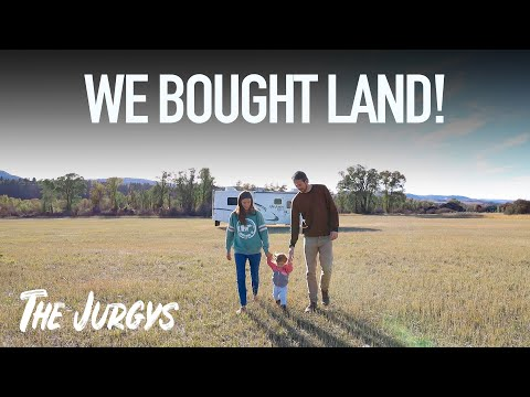 We Bought A Lot Of Land!!