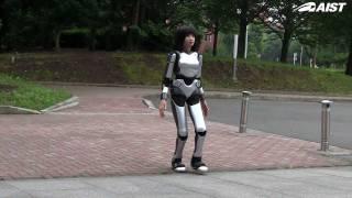 HRP-4C「未夢」による屋外歩行実験