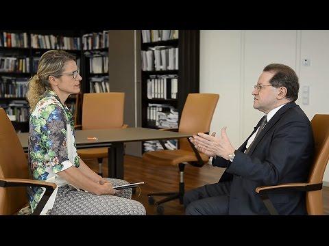 Vítor Constâncio interview regarding financial stability review - May 2016