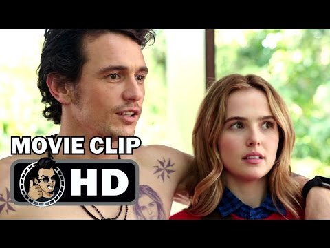 WHY HIM? Movie Clip - Christmas Ink (2016) James Franco, Bryan Cranston Comedy Movie HD