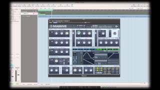 Massive Synth Tips - Create Über Gnarly Dubstep Basses - 1 of 2 With Marc Adamo