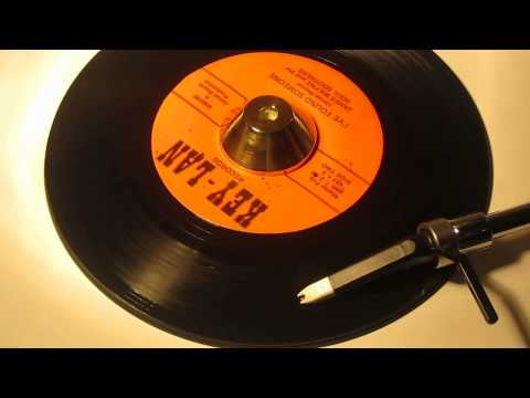 JAMES WAYNE and the Soul Soothers - I'VE FOUND SOMEONE ( KEY-LAN )