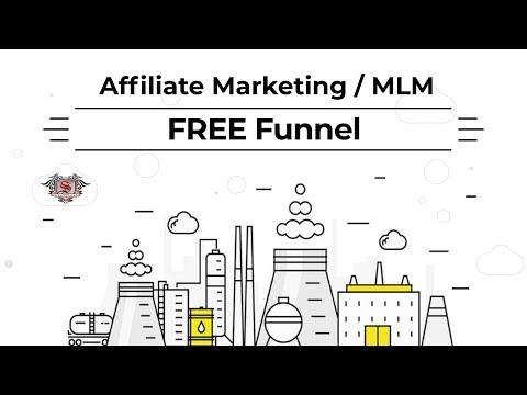 Affiliate Marketing / MLM Funnel thumbnail