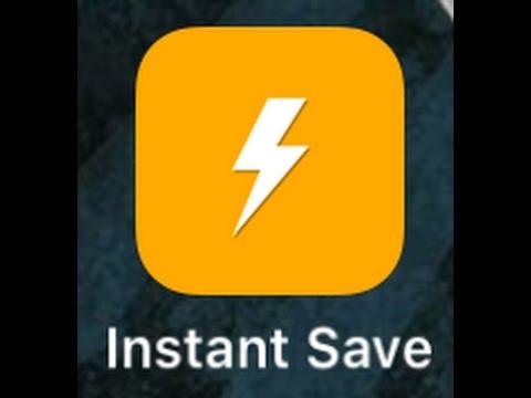 Скачать и сохранить видео в галерею фото на Iphone и Ipad