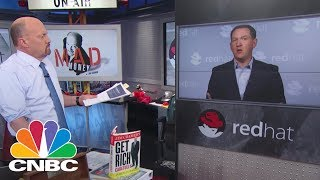Red Hat CEO: 5G Transformation | Mad Money | CNBC