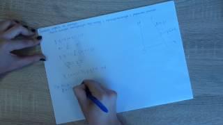 Часть 8 Уравнение прямой проходящей через точку и перпендикулярную к заданной прямой