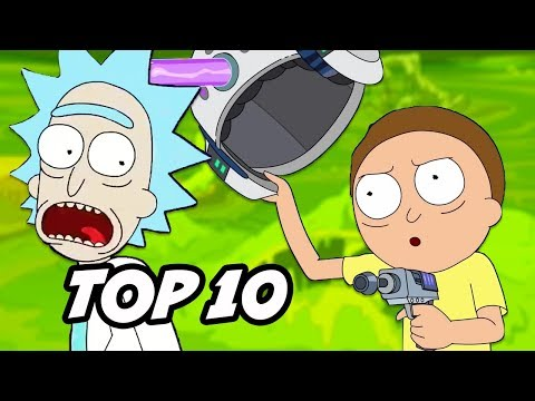 Rick and Morty Season 3 - TOP 10 Most Powerful Characters
