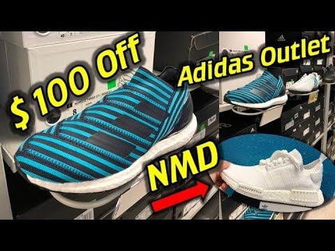Hunting for Soccer Cleats at the Adidas Outlet (Best Finds Ever ... 62482d407