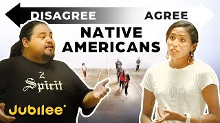 Do All Native Americans Think The Same?