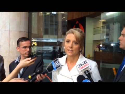 Kristina Keneally at ICAC -27-3-14
