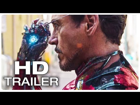 AVENGERS INFINITY WAR Trailer 2 Extended (New Movie Trailer 2018) Marvel Superhero Movie HD
