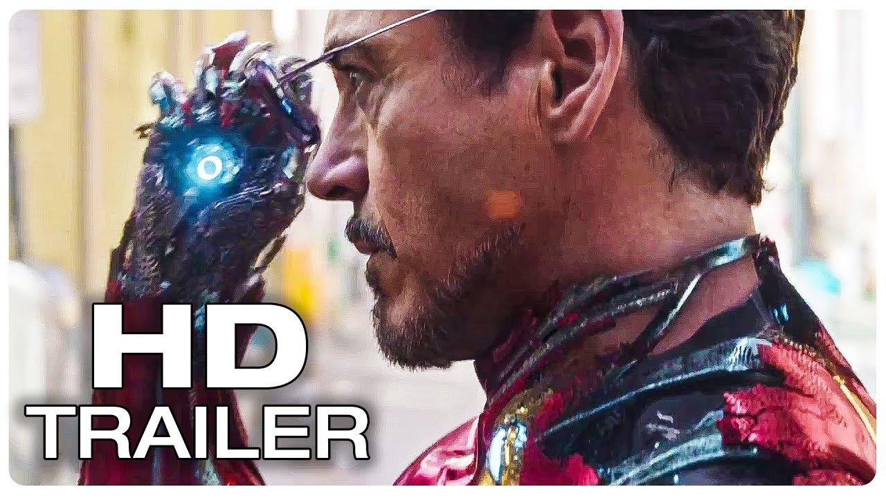 New Avengers Movie 2018: AVENGERS INFINITY WAR Trailer 2 Extended (New Movie