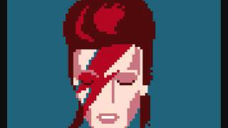 David Bowie - Space Oddity [8-bit]