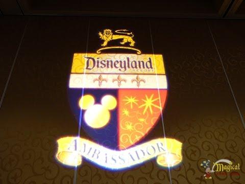 Disneyland Resort Ambassador Program 50th Anniversary