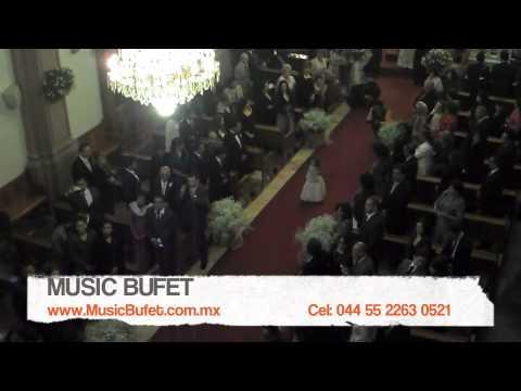 Canon-Pachelbel y Marcha Nupcial Mendelssohn