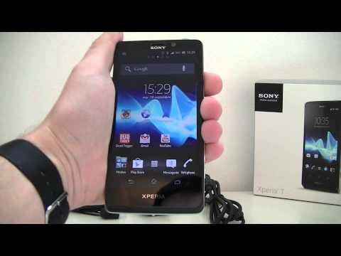 Test du Sony Xperia T | par Top-For-Phone.fr